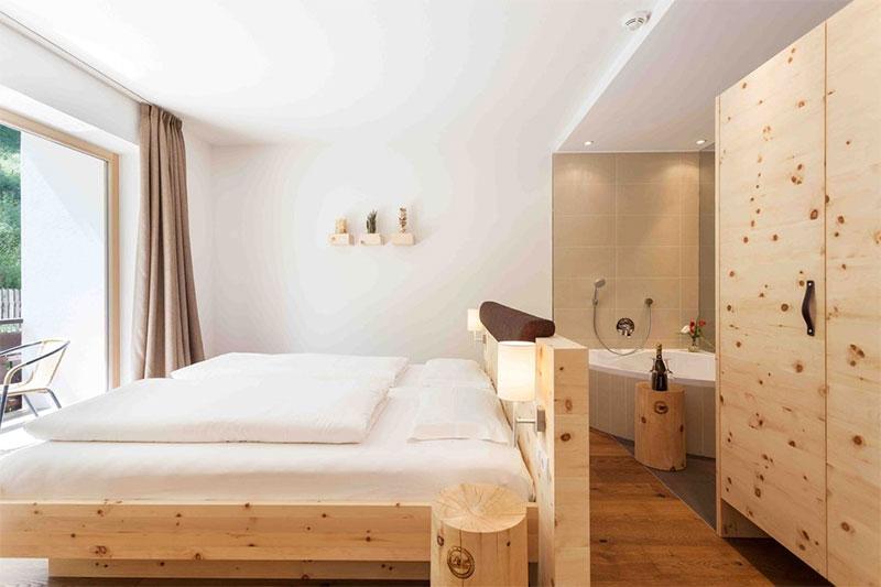 Superior Zirbe Luxoury Zimmer 37 m²