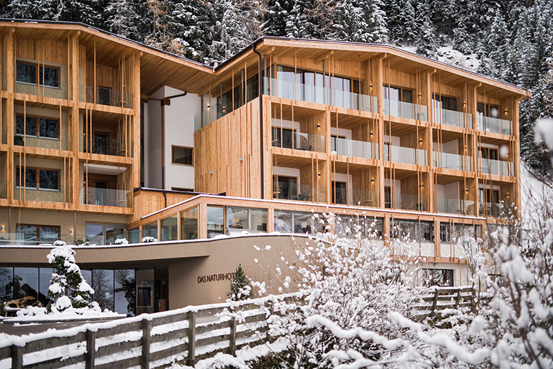 Winterurlaub im Naturhotel Rainer im Jaufental