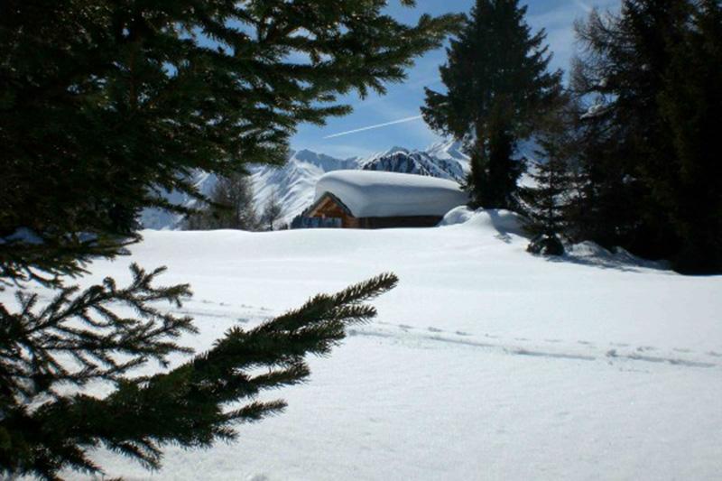 Im Eisacktal gibt es zahlreiche Rodelbahnen mit Naturschnee