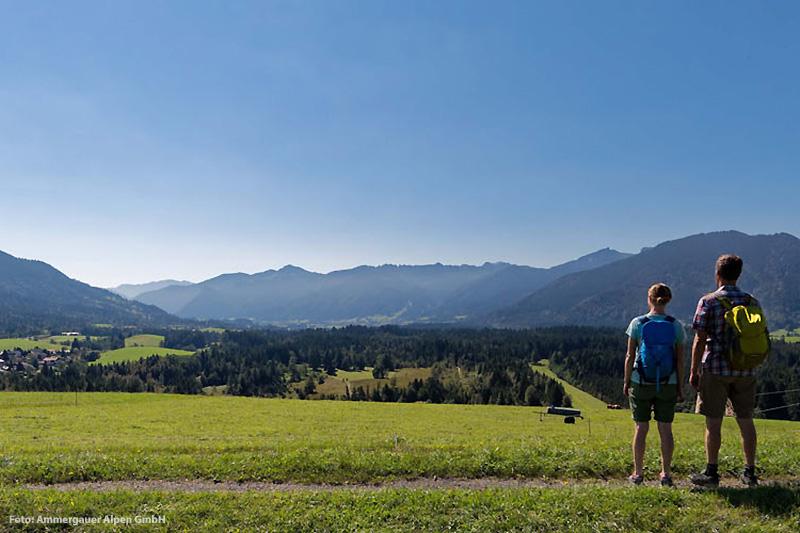 Wandern in Oberbayern