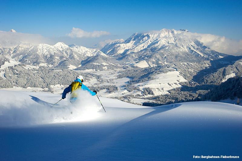 Ski-Alpin-Freeriden Lärchfilzkogel/ PillerseeTal