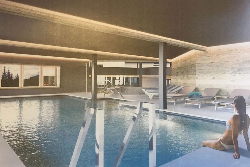 Der neue Pool