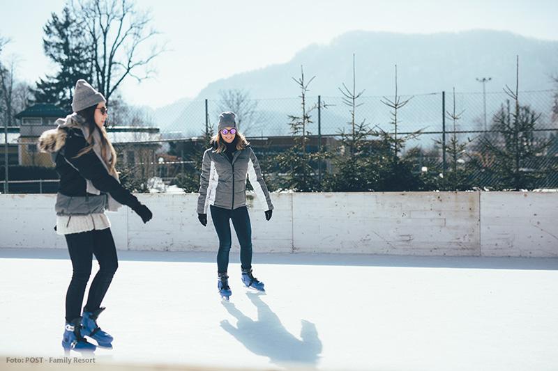 Kinderkurse Eislaufen