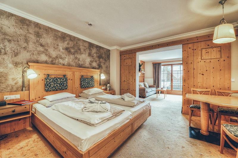Familienzimmer 45 m²