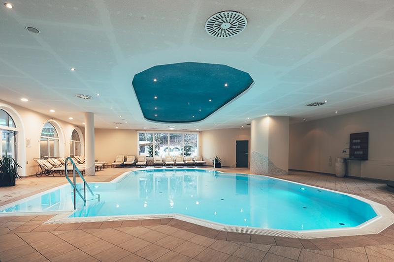 Indoor-Pool (32 °C)