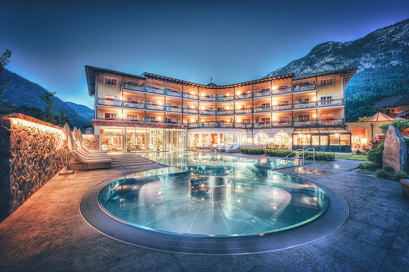 Post Family Resort Hotel mit Therme