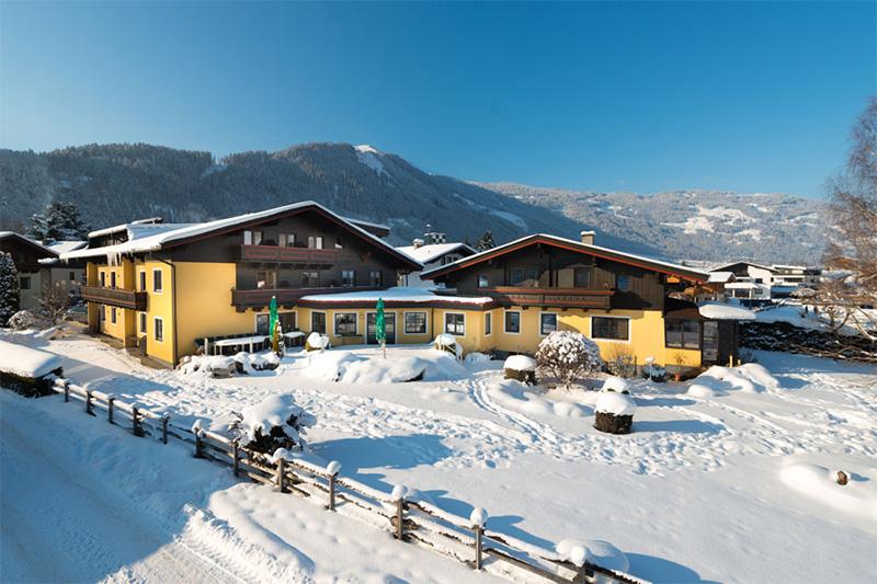 Winterurlaub im Hotel Quehenberger in Maishofen