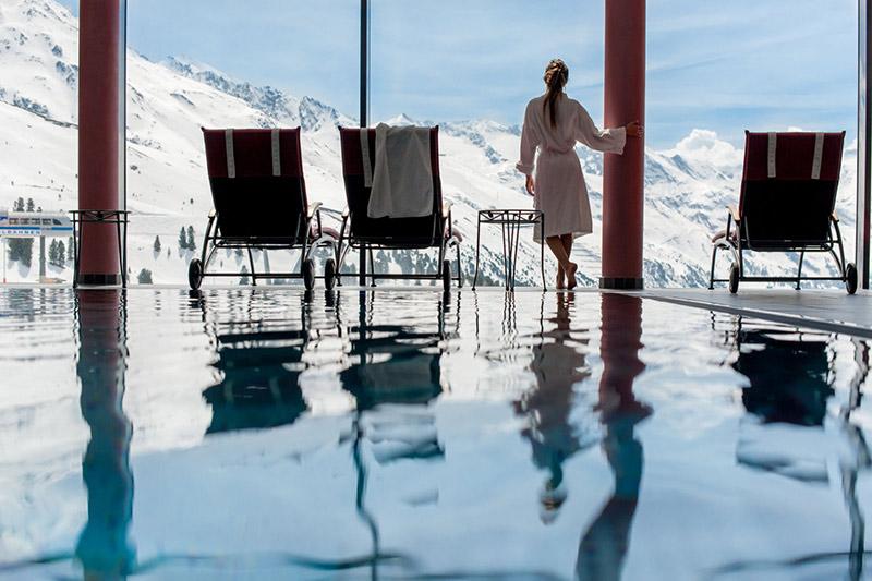 Wellnessurlaub im Ski- & Golfresort Hotel Riml