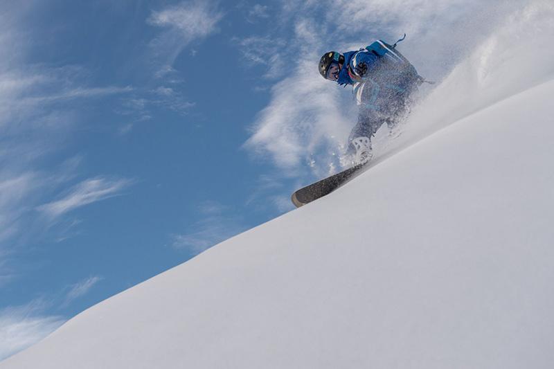 Skifahren in den Ötztaler Alpen