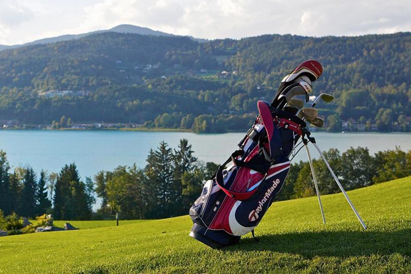 Golfurlaub im Seehotel Engstler