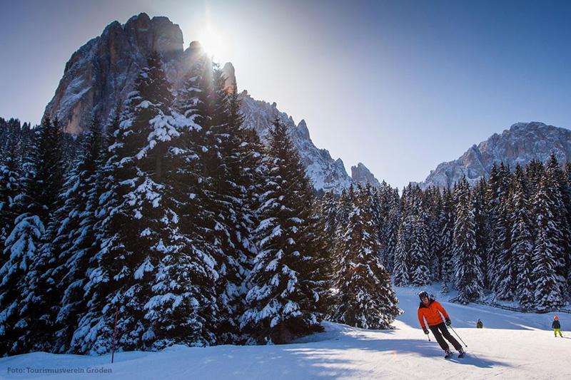 Skigebiet Seiser Alm-Gröden