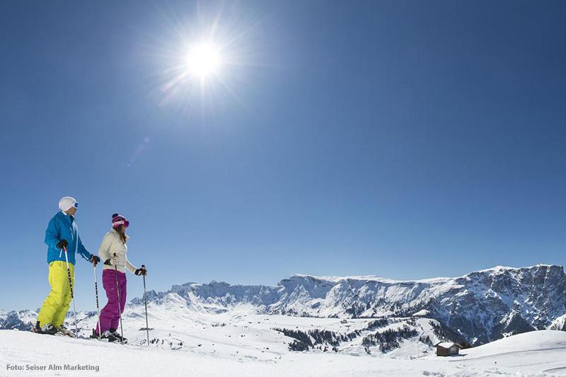 Skigebiet Seiser Alm/Gröden