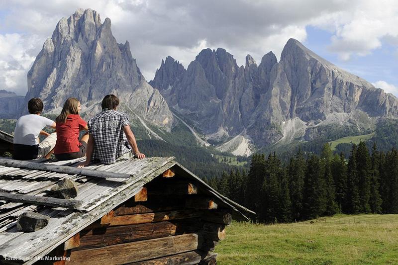 Wanderungen durch die einzigartigen Dolomiten