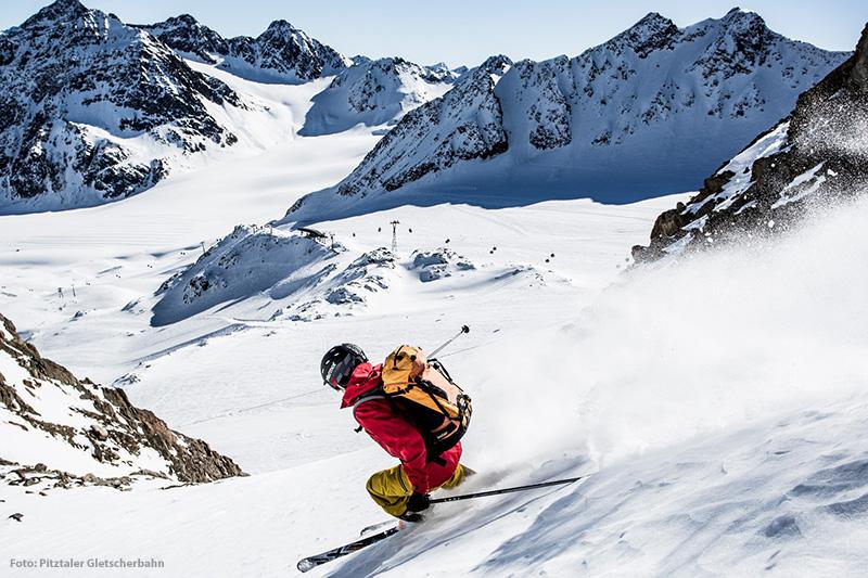 Skiurlaub im Pitztal