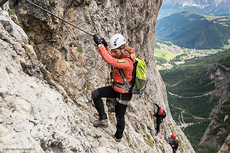 Klettern in Villanders