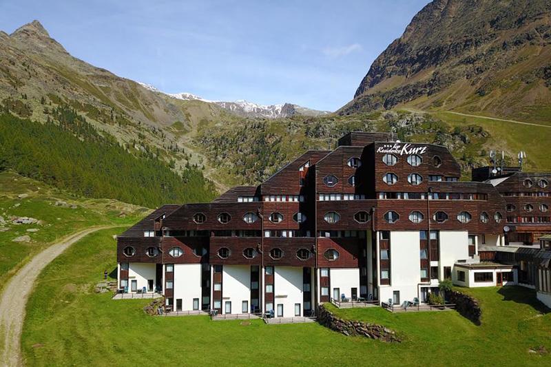 Sommerurlaub in der Top Residence Kurz im Schnalstal