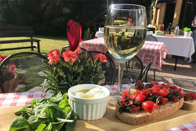 Südtiroler Spezialitäten in Sepp's Bistro genießen
