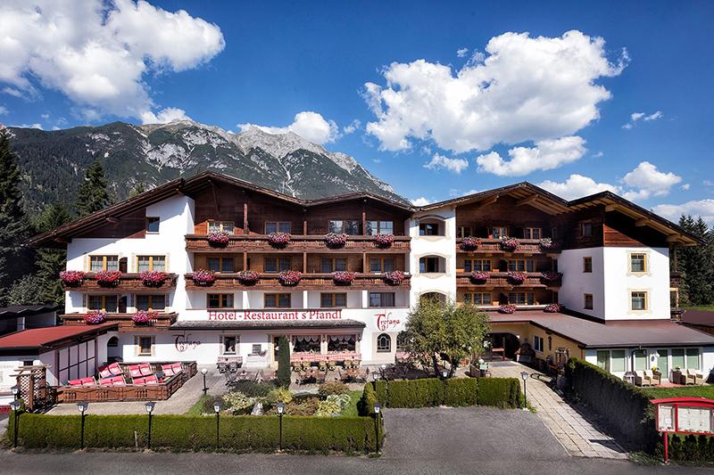 Sommerurlaub im Bergidyll & Hotel Trofana Leutasch
