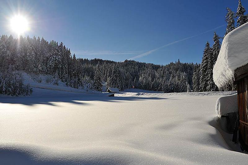 Winterwandern in Leutasch