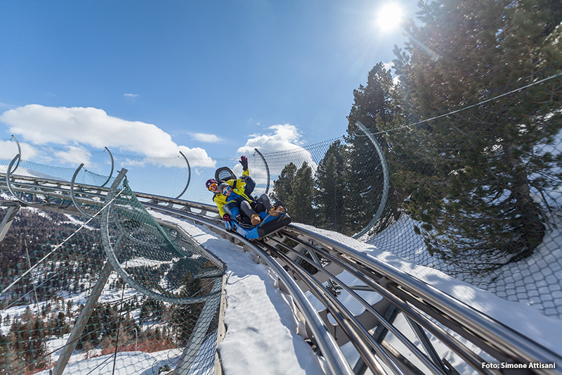 Nocky-Flitzer - die Turracher Alpen-Achterbahn