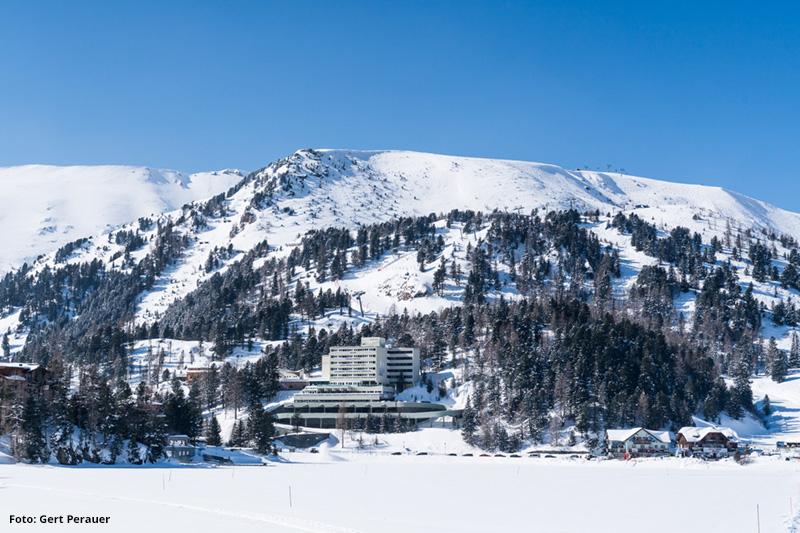 Winterurlaub im Hotel Panorama Turracher Höhe