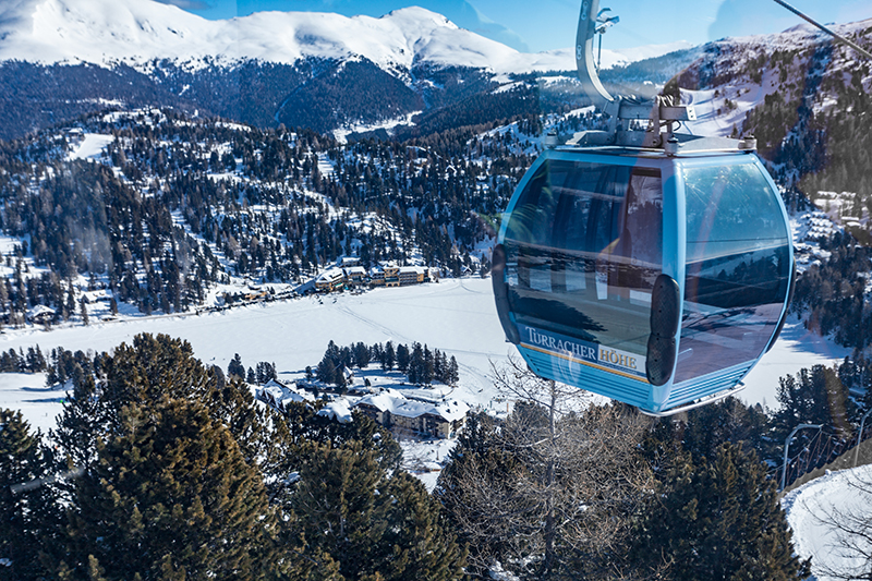 Turracher Höhe Panoramabahn