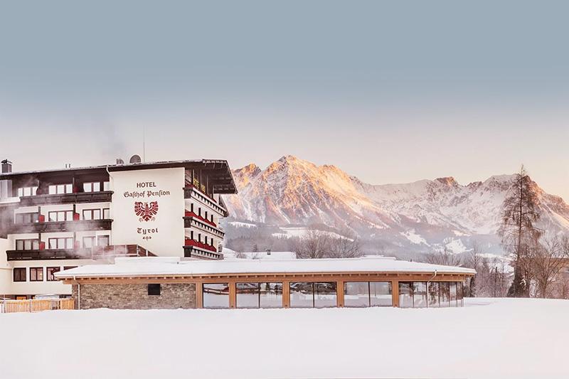 Winterurlaub im Hotel Tyrol in Söll