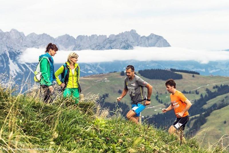 Trailrunning - wo Berg und Tal zusammentreffen