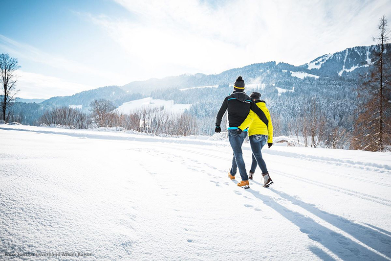 Winterwandern in Österreich