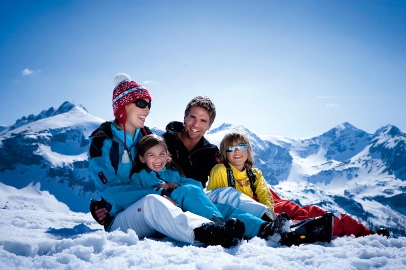 Winterurlaub mit der Familie im Salzburger Land