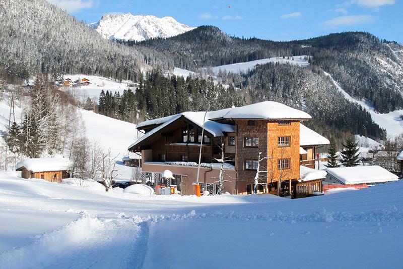 Winterurlaub im Familienhotel Unterreith im Salzburger Land