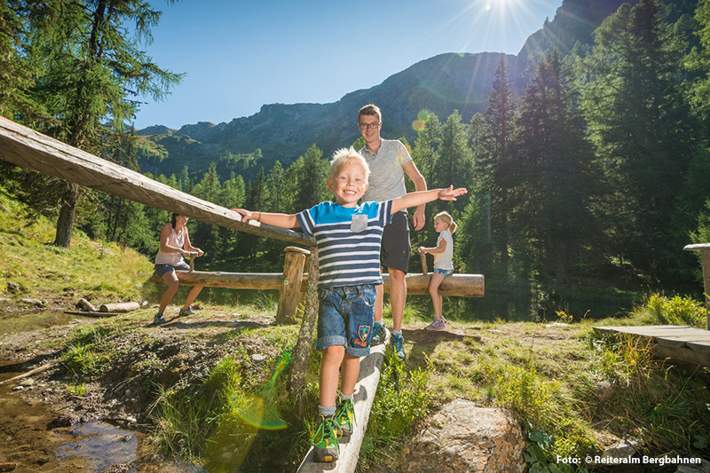 Unterreith-Reiteralm-Familienwandern