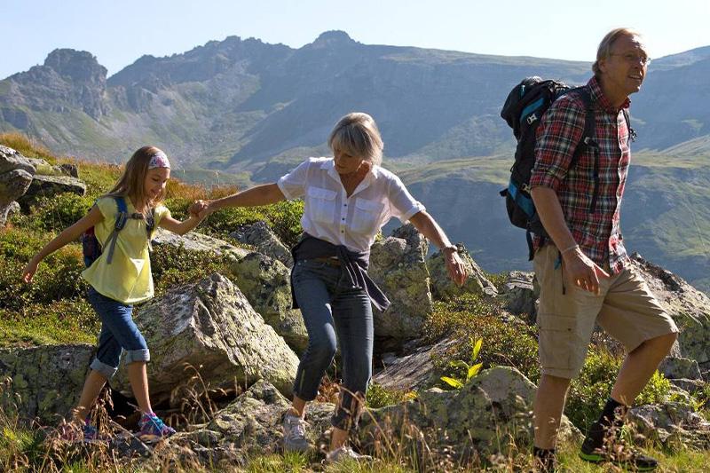 Unterreith-Sommer-FamilienwandernForstau
