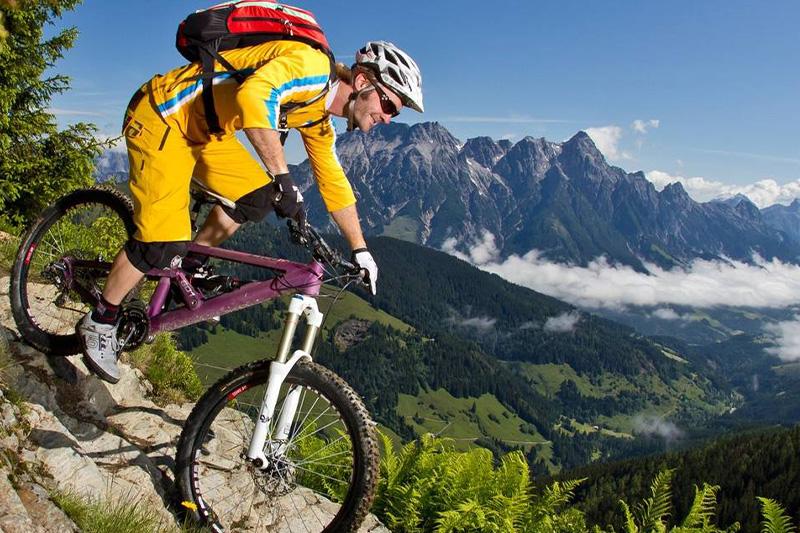 Unterreith-Sommer-Mountainbike-in-Forstau