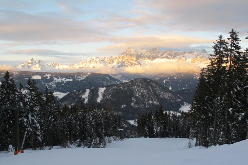 Unterreith-WinterwandernFageralmForstau