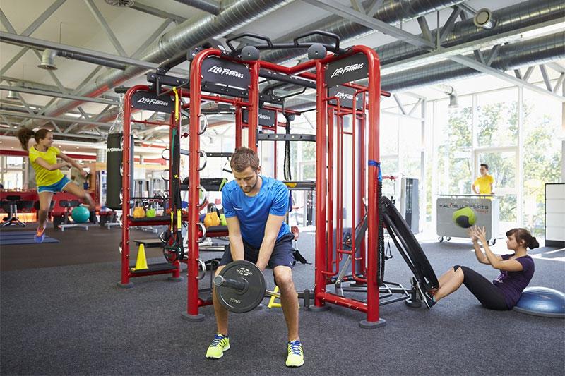 Top-Adresse für Fitness, Bodyforming und Gesundheitskurse