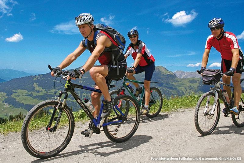 Muttersberg - das ideale Mountainbikeparadies