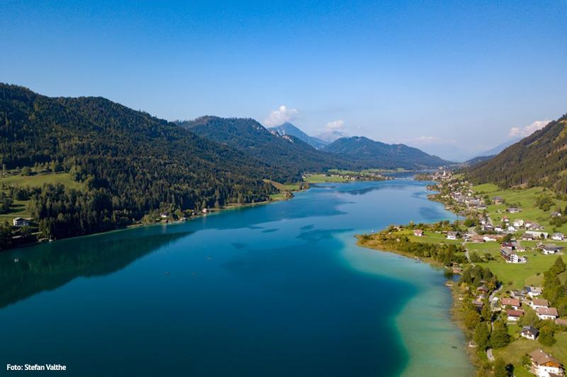 Sommerurlaub am Weissensee in Kärnten