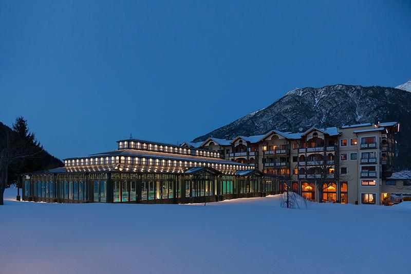 Winterurlaub im Romantik Hotel der Wiesenhof am Achensee