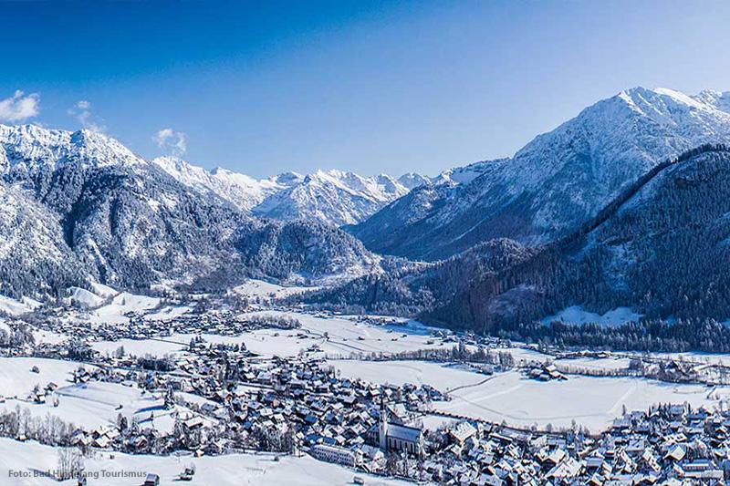 Oberjoch: Skigebiet und Paradies zum Wandern