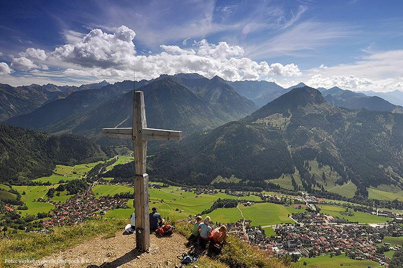 Wandern in und um Oberjoch und Bad Hindelang
