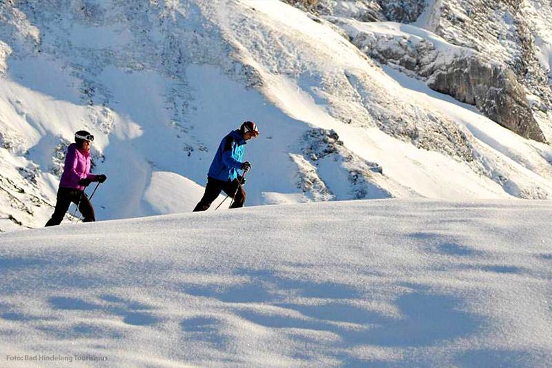 Winterurlaub in Oberjoch