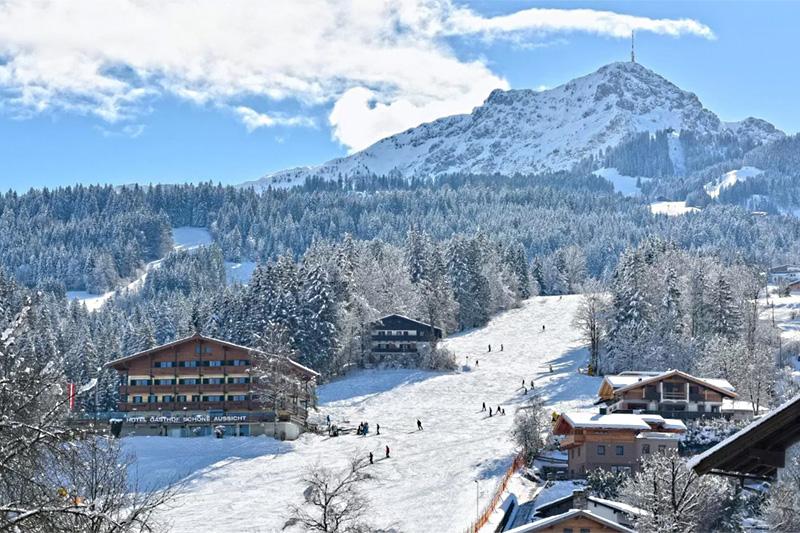 Hotel zur schönen Aussicht - Dein Skihotel in St. Johann/ Tirol