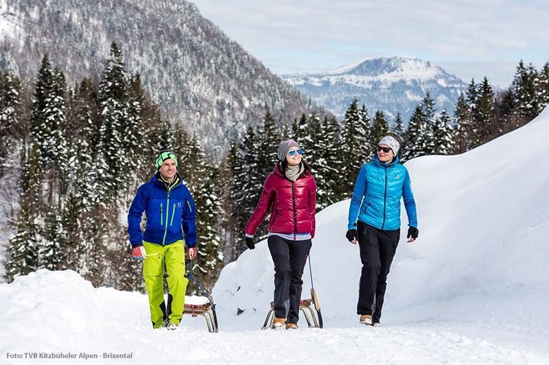 Rodelbahn in Kirchdorf in Tirol