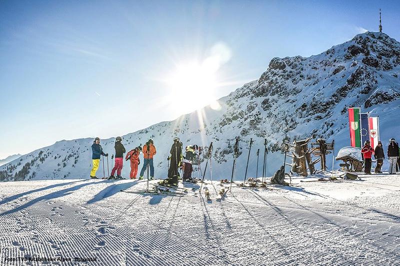 Winterwandern  und Schneeschuhwandern in den Kitzbüheler Alpen