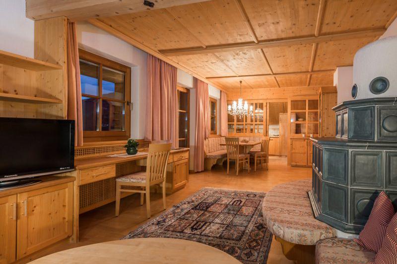 Appartement Lusina 105m² in den Naturresidenzen Alma und Lusina vom Hotel Lüsnerhof