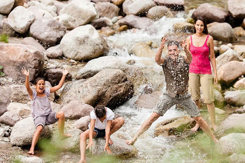 Das Berghotel Falzeben in Hafling bei Meran ist ein Urlaubsparadies für Groß und Klein