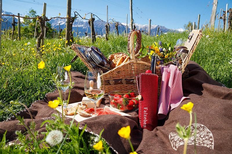 Das ist Lebensqualität, wie sie im Wohlfühlhotel Falzeben in Südtirol gelebt wird