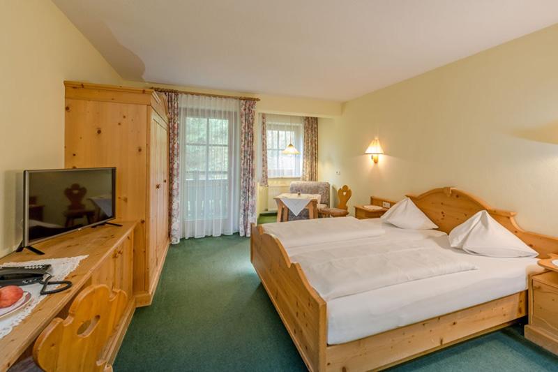 Doppelzimmer im Hotel Sonnenhügel