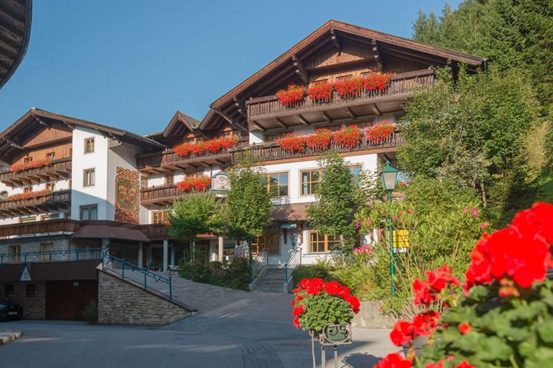 Urlaub im 3-Sterne Hotel Sonnenhügel